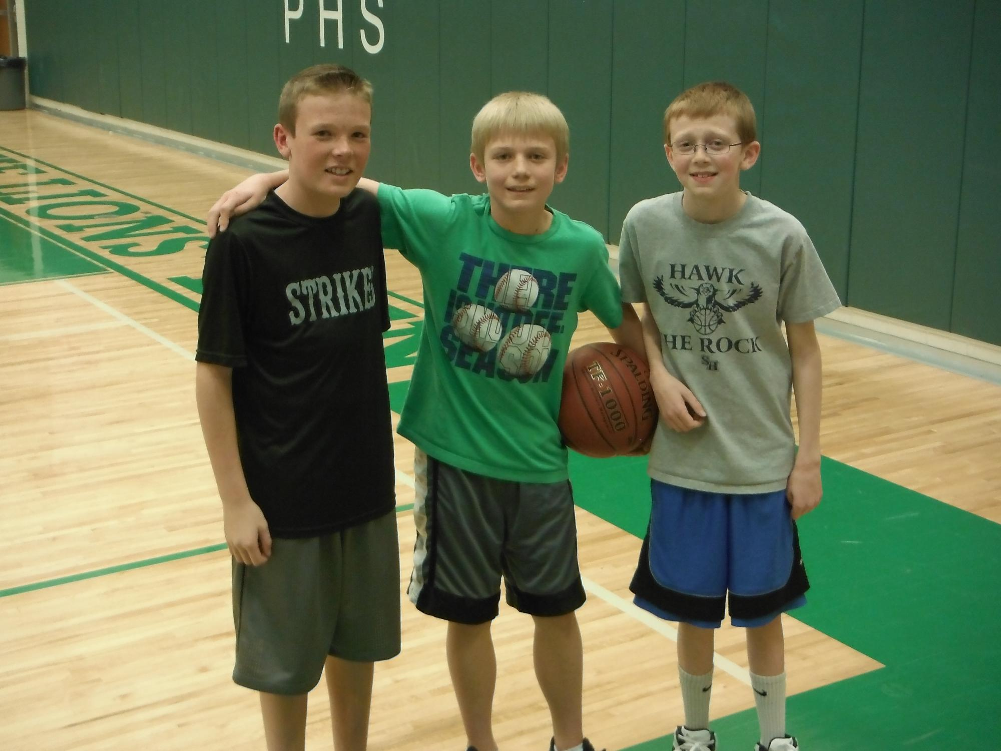 aerial basketball system instructions