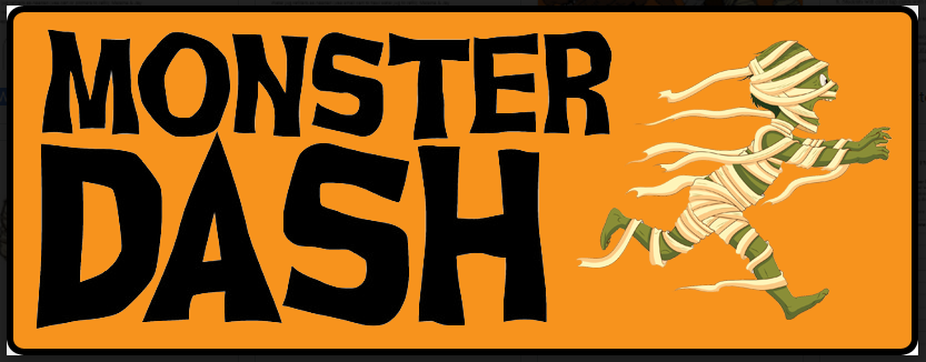 Monster Dash Math Fast Fact Race