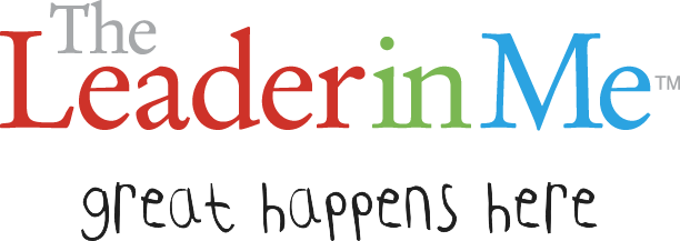 The Leader in Me logo